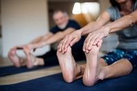 Toe Lifts to Strengthen the Feet